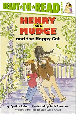 Henry and Mudge and the Happy Cat By Rylant, Cynthia/ Stevenson, Sucie (ILT)